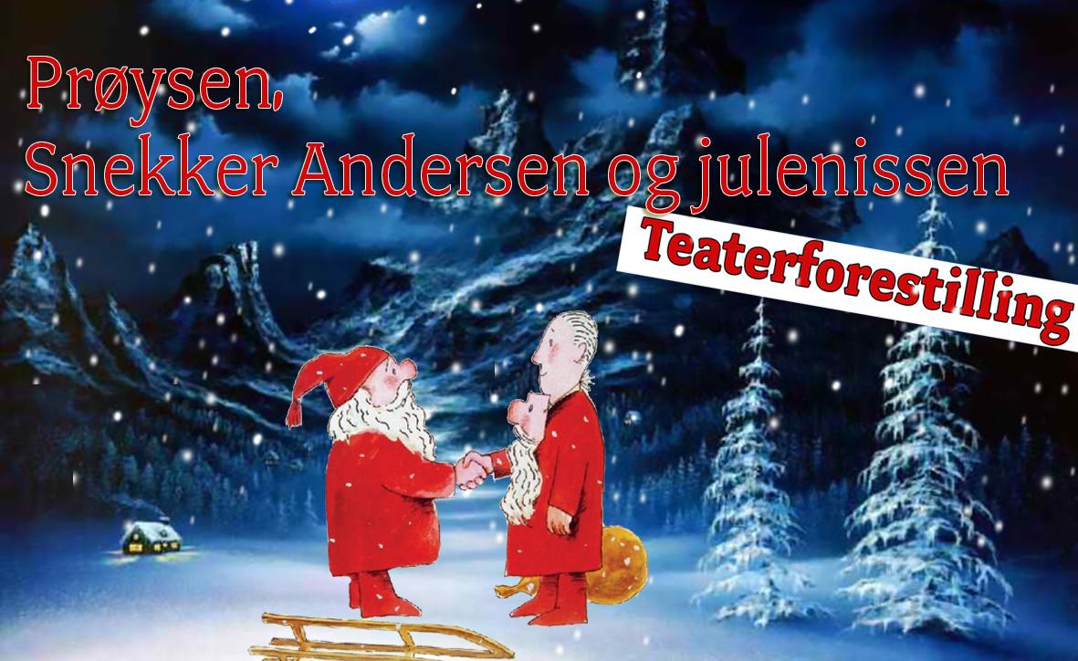 59aa2e82 Juleforestilling: Snekker Andersen og Julenissen